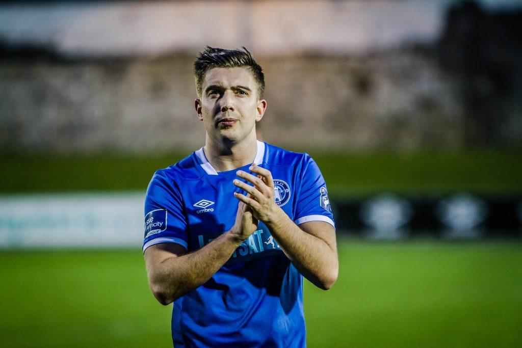 Shaun Kelly Limerick FC v Sligo Rovers-300