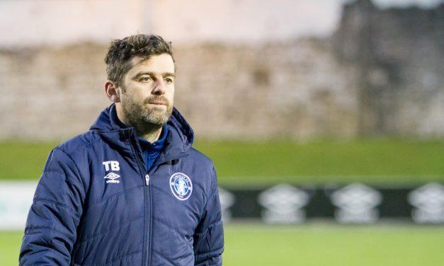 LISTEN: Limerick FC manager Tommy Barrett remains optimisitc despite recent poor run