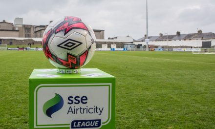 Limerick FC suffer heavy defeat to Sligo Rovers at the Markets Field