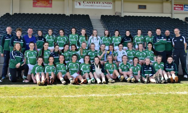 Limerick's U14s Ladies claim Munster title with victory over Clare