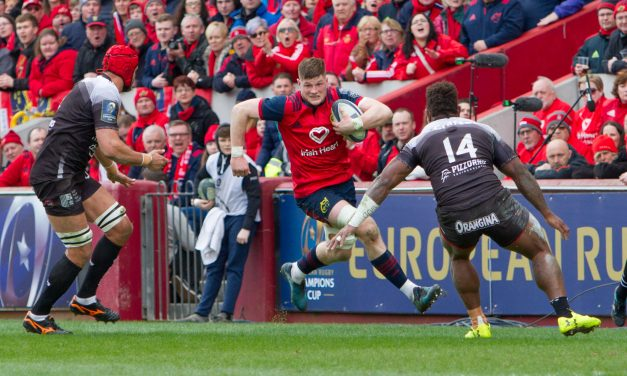 Jack O'Donoghue facing lengthy spell on the sidelines