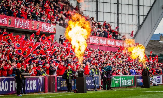 Munster's Heineken Cup Fixtures confirmed