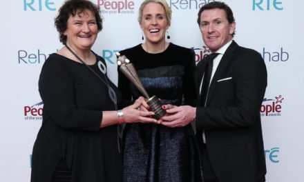 Joy Neville named as Sports Person of the Year