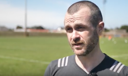 WATCH: Behind the scenes as Munster settle into South African routine