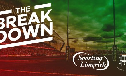 LISTEN: The Breakdown S02E30 with Sporting Limerick & Three Red Kings