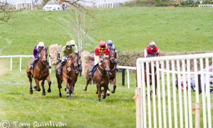 Point to point action in Ballysteen this weekend