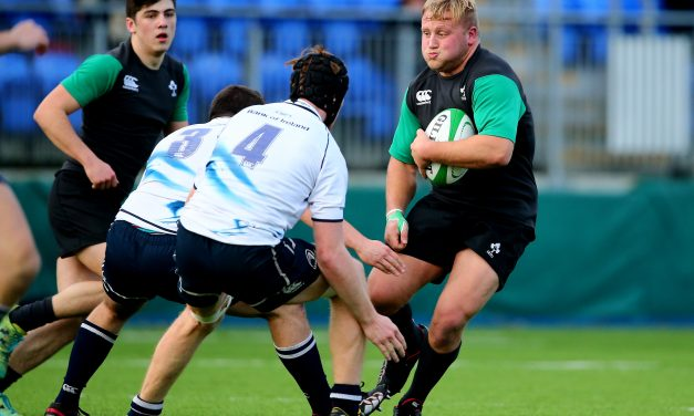 Young Munster man Ben Betts says Ealing will feel like 'home' following signing of Dave Johnston and Ryan Foley
