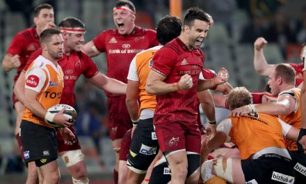WATCH: Highlights of Munster's 19-17 win over the Cheetahs