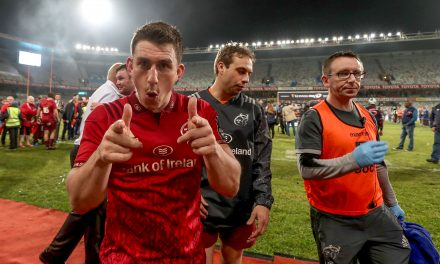 WATCH: Ian Keatley chats following win over Cheetahs