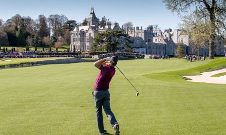 WATCH: Golf Channel feature on Adare Manor Course
