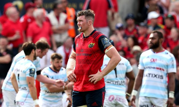 WATCH: Munster are out of Champions Cup after falling to Racing defeat