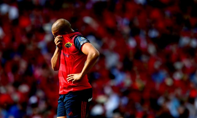 Simon Zebo's emotional farewell to European rugby with Munster