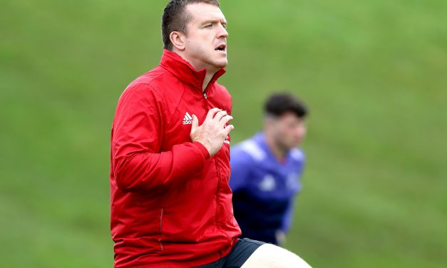 Mike Sherry named captain as van Graan rings the changes for Ulster clash