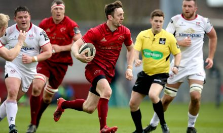WATCH: Highlights of Munster's 24-24 draw with Ulster