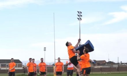 WATCH – An insight into Munster's Cape Town training and nutritional regime