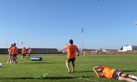 WATCH – Great behind the scenes video of Munster's South African experience