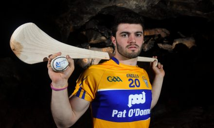 WATCH: Clare's Jason McCarthy out to right the wrongs of last year's U21 loss to Limerick