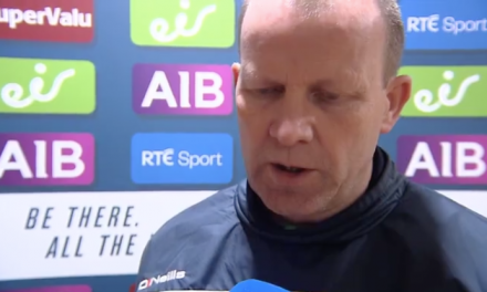 WATCH: Billy Lee reveals why he almost stopped his side from taking the field against Clare