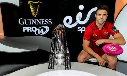 Every Munster game in Pro 14 to be shown live on eir Sport next season