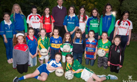 Limerick LGFA launch new look summer camps
