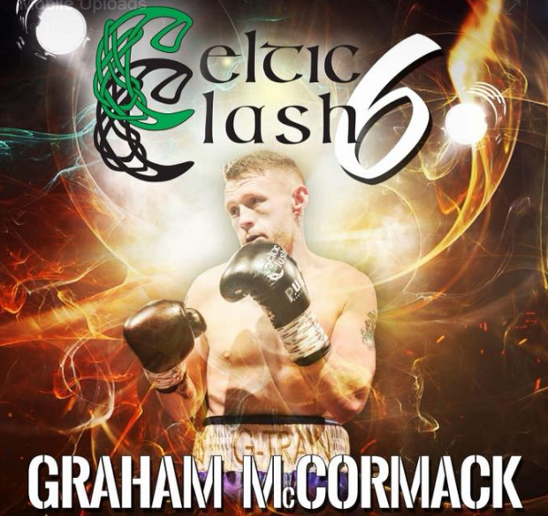 Limerick boxer Graham McCormack set for third professional contest