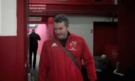 Anthony Foley documentary nominated for an IFTA