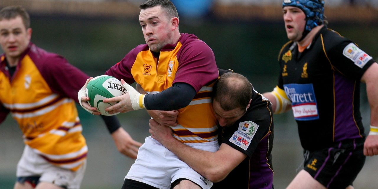 Senior rugby status on the line for Bruff RFC