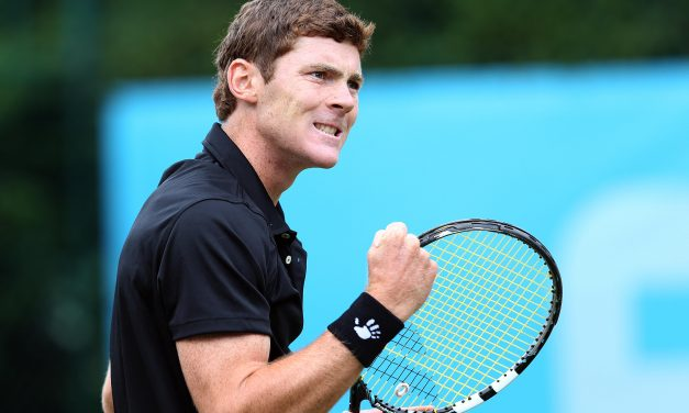 WATCH – Limerick tennis pro Sam Barry hoping to get back on track following injury