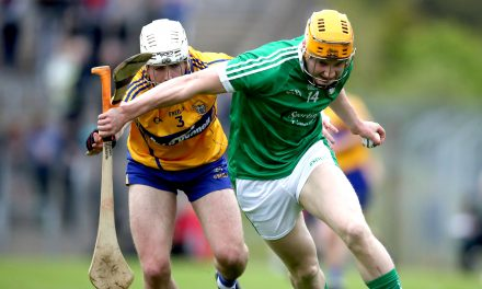 Second half goals the key as Limerick reach Munster U21 hurling championship semi final