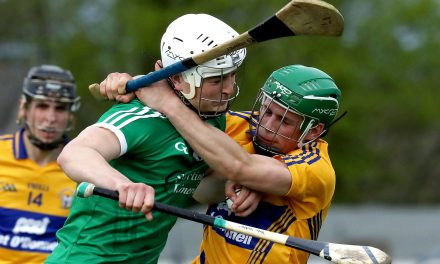 WATCH: Highlights as Limerick power past Clare in U21 Munster Championship