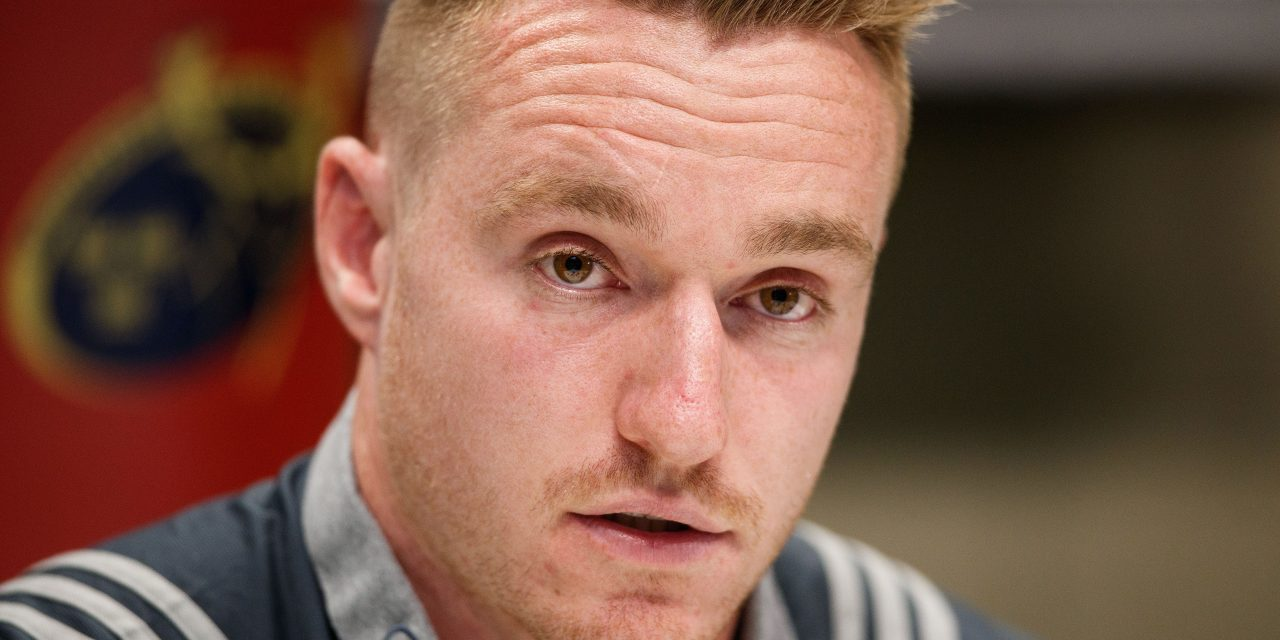 """WATCH: Rory Scannell """"It's been great to be playing regularly"""""""