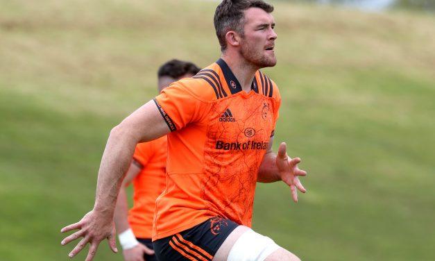 O'Mahony returns as Munster name team for Ospreys