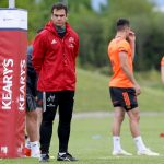 Munster name side to face Leinster in RDS