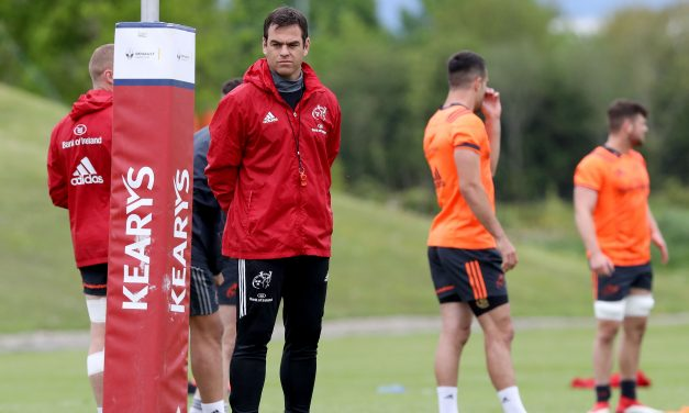 Greencore Munster Rugby Academy Confirmed For 2018/19