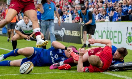 WATCH: Highlights as Munster come up just short against Leinster