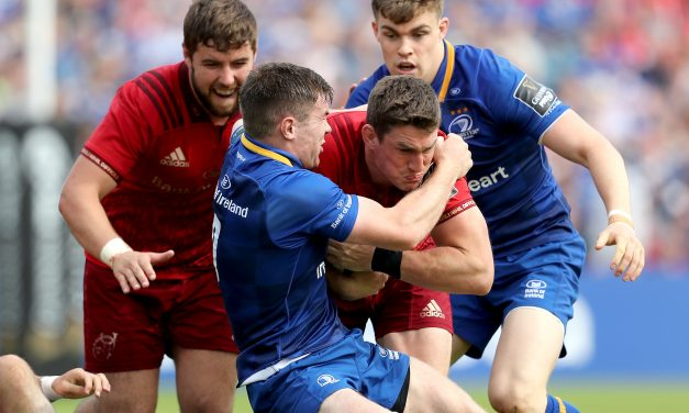 Munster denied Pro14 final spot by classy Leinster outfit
