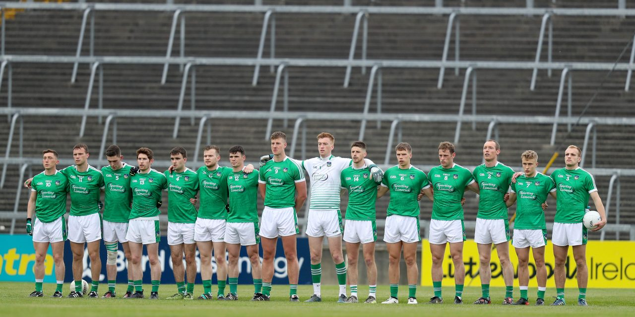 Limerick footballers host Mayo in SFC Qualifier tie