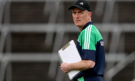 "WATCH: ""It has to be there""- All Ireland final always in John Kiely's plan"