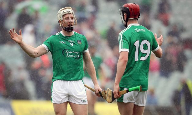 WATCH: Cian Lynch on playing midfield and Limerick's Munster campaign so far