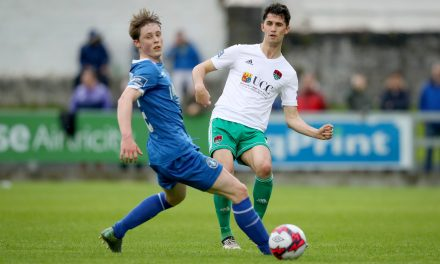 WATCH: Highlights of Limerick's 2-0 home loss to Cork