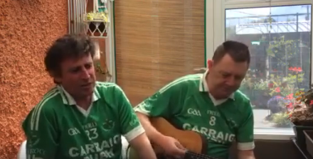 WATCH – Original song calling for the Liam MacCarthy to return to the Treaty County