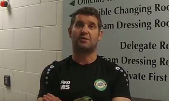 WATCH – Pike Boss Mick Shiel not worried about suspension ahead of Aviva decider