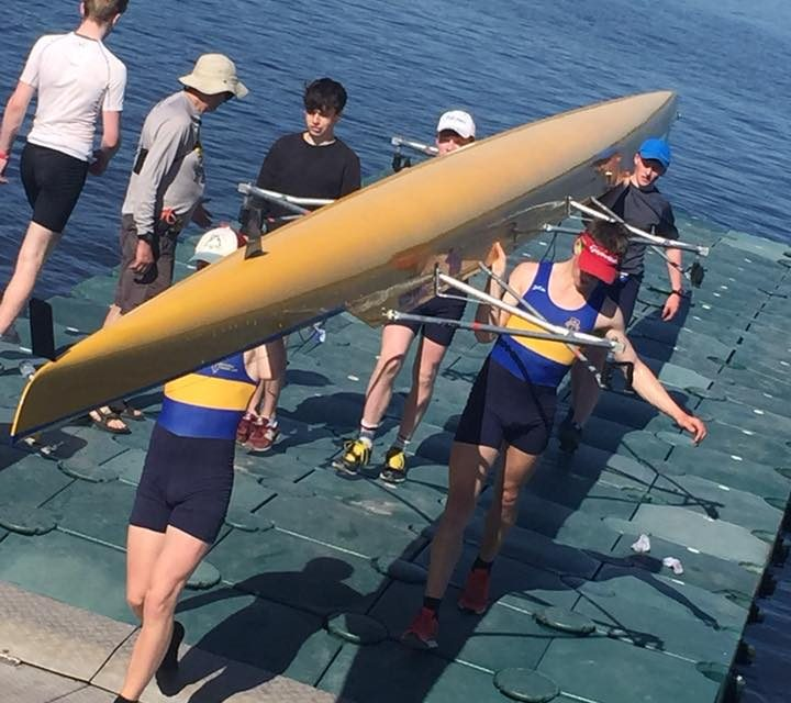 St Michael's Rowing Club looking for further success at Fermoy Regatta
