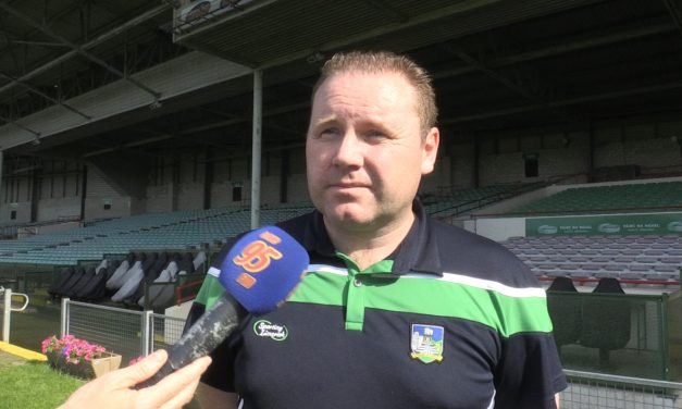 """WATCH: Antóin Power """"There is only going to be a puck of a ball in it""""."""