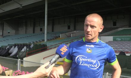 "WATCH: Darragh Droog on minor preparations ""Short and sweet is what we've been at really."""