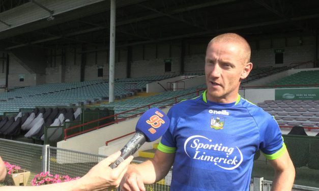 """WATCH: Darragh Droog on minor preparations """"Short and sweet is what we've been at really."""""""