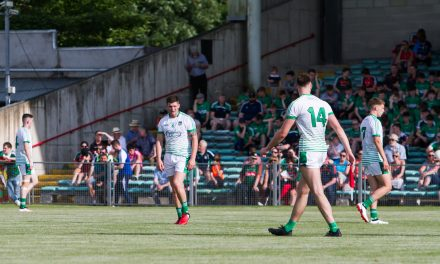 WATCH: Limerick footballers make young fans day with classy gesture