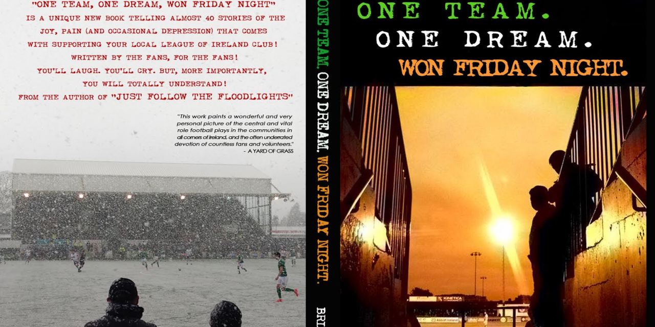 LISTEN: Brian Kennedy speaks to Sporting Limerick at the launch of his new book