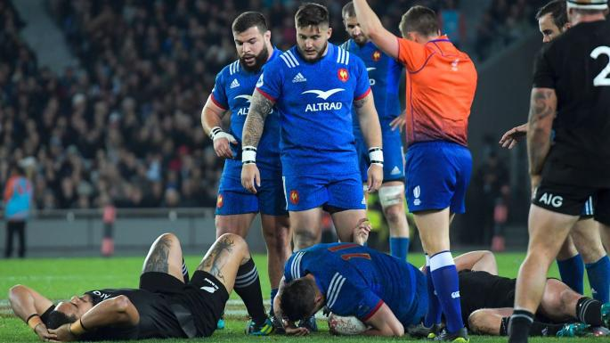 Credibility issues for World Rugby's disciplinary process as Tu'ungafassi escapes citing.