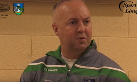 WATCH – Martin Horgan on his side's upcoming U20 MFC meeting with Kerry